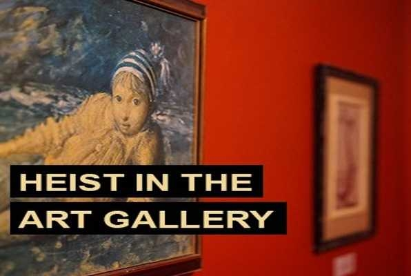 Heist in the Art Gallery