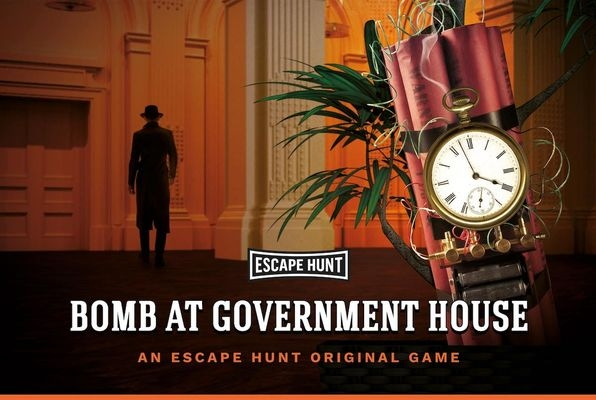 Bomb at Government House